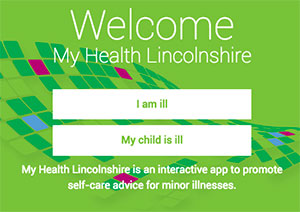 My Health Lincolnshire