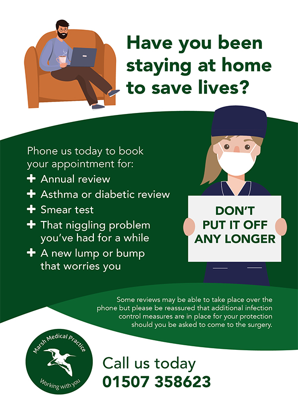 while staying at home to protect others, take the opportunity to look after your own health